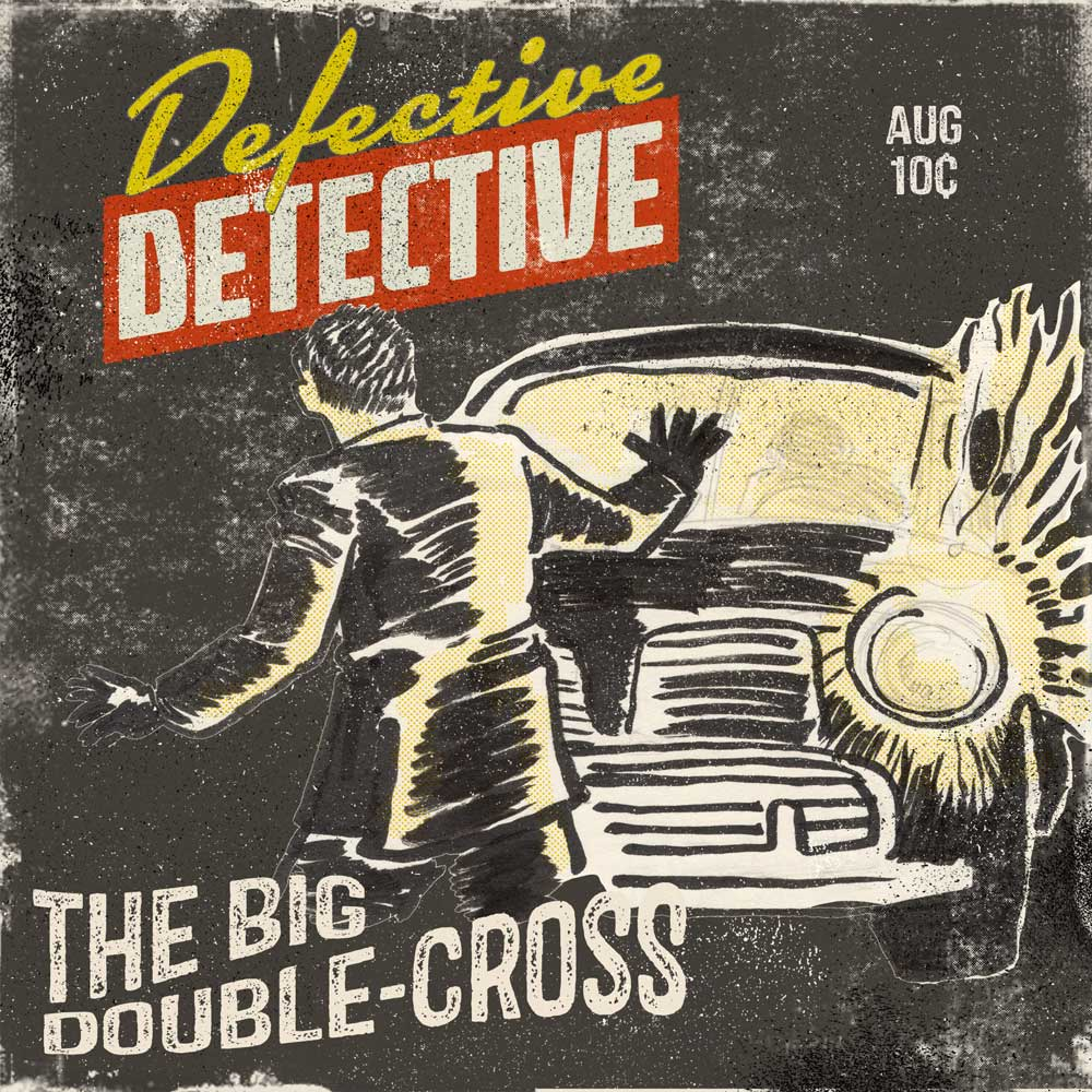 illustration titled: The Big Double-Cross